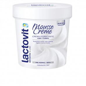 Lactovit Original Mousse Creme 250 ml
