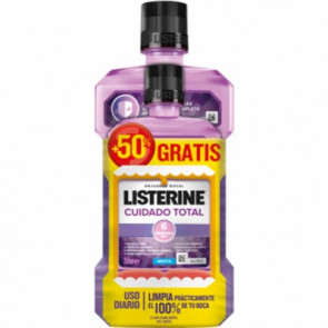 Listerine Lote CUIDADO TOTAL Set de cuidado bucal