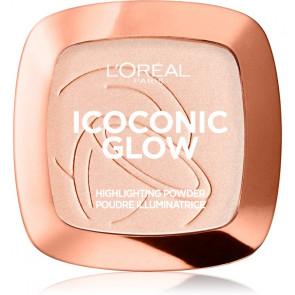 L'Oréal Icoconic Glow Highlighting Powder - 01