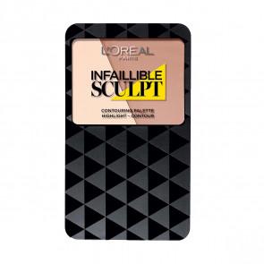 L'Oréal Infalible Sculpt Palet - 01