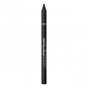 L'Oréal Infallible Gel Crayon 24h Waterproof - 01 Black