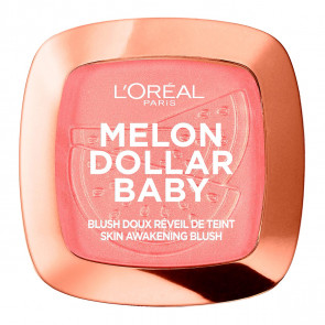 L'Oréal Melon Dollar Baby Skin awakening blush - 03 Melon berry