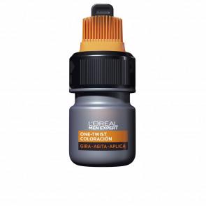 L'Oréal Men Expert One-Twist Hair Color - 4 Castaño oscuro