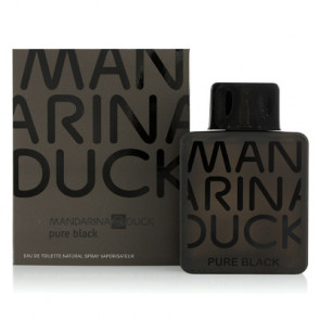 Mandarina Duck PURE BLACK Eau de toilette Vaporizador 50 ml