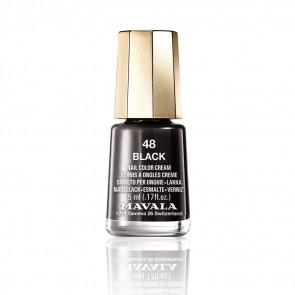Mavala Mini Esmalte uñas - 48 Black