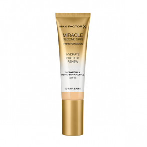 Max Factor Miracle Touch Second skin found - 2 Fair light 30 ml