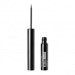 Maybelline TATTOO STUDIO Liquid Ink Eyeliner 720 Inked Black