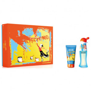 Moschino Lote CHEAP & CHIC I LOVE LOVE Eau de toilette