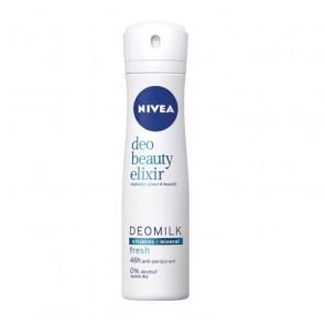 Nivea MILK BEAUTY ELIXIR Desodorante spray 150 ml