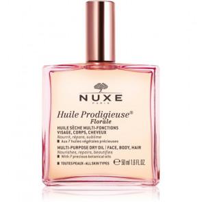 Nuxe HUILE PRODIGIEUSE HUILE FLORALE Aceite corporal 50 ml