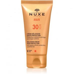 Nuxe NUXE SUN Crème Délicieuse Haute Protection SPF30 50 ml