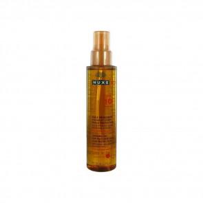 Nuxe Sun Huile Bronzante Haute Protection SPF10 Spray 150 ml