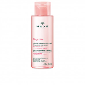 Nuxe Very Rose Eau Micellaire Apaisante 3-en-1 400 ml