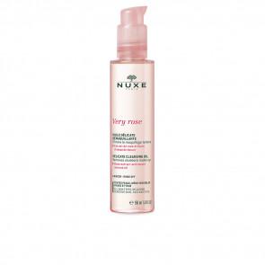 Nuxe Very Rose Huile Délicate Démaquillante 150 ml