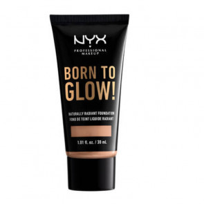 NYX Born to Glow! Naturally Radiant Foundation - Soft beige 30 ml