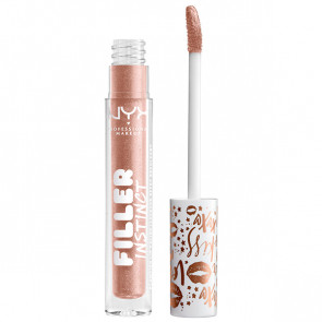 NYX Filler Instinct Plumping lip polish - Brunch drunk 2,5 ml