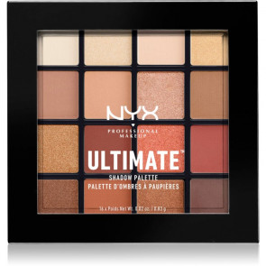 NYX Ultimate - Warm neutrals
