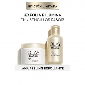 Olay Masks Resurfacing Peel Vitamin C + AHA 2 ud