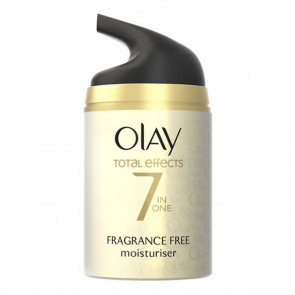 Olay TOTAL EFFECTS 7in1 Fragrance Free Anti-Ageing Moisturiser 50 ml