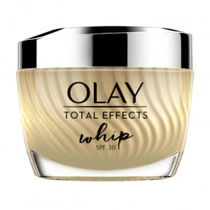 Olay WHIP TOTAL EFFECTS Crema Hidratante Activa SPF30 50 ml