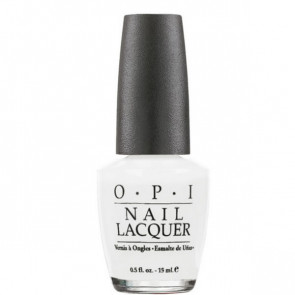 OPI NAIL LACQUER Nll00 Alpine Snow