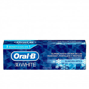 Oral-B 3D White Blancura Ártica 75 ml