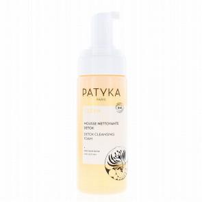 Patyka Mousse Nettoyante Détox 150 ml