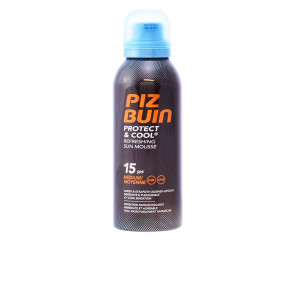 Piz Buin PROTECT & COOL Sun Mousse SPF15 150 ml
