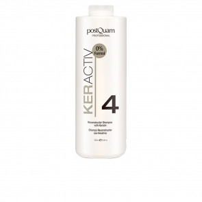 Postquam HAIRCARE KERACTIV Reconstructor Shampoo With Keratin 1000 ml