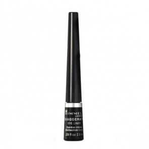 Rimmel EXAGGERATE Liquid Eyeliner 001 Black