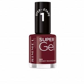 Rimmel Kate Super Gel Nail Polish - 069 Moody Mahogany