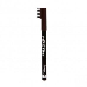Rimmel PROFESSIONAL EyeBrow Pencil 004 Black Brown