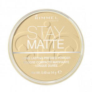 Rimmel STAY MATTE Long Lasting Pressed Powder 005