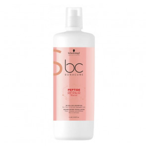 Schwarzkopf BC PEPTIDE REPAIR RESCUE Micellar Shampoo 1000 ml