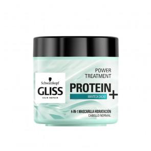 Schwarzkopf Gliss Protein+ Manteca Cacao 400 ml