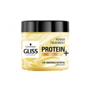 Schwarzkopf Gliss Protein+ Manteca de Karité 400 ml