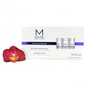 Thalgo MCEUTIC RENOVATION RADICALE INTENSIVE PEEL Set de cuidado facial