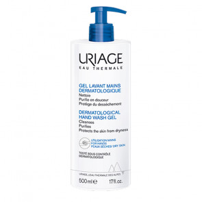 Uriage Gel Lavant Mains Dermatologique 500 ml