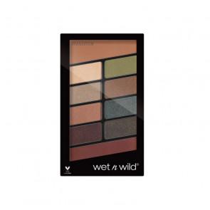 Wet N Wild Color Icon 10 Pan Palette - E759 Comfort zone