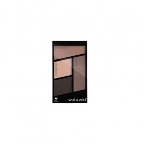 Wet N Wild Color Icon Eyeshadow quads - E337 Silent treatment
