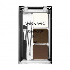 Wet N Wild Lote ULTIMATE BROW KIT Set para el cuidado de cejas