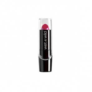 Wet N Wild Silk Finish Lipstick - E527B Fuchsia with blue pearl