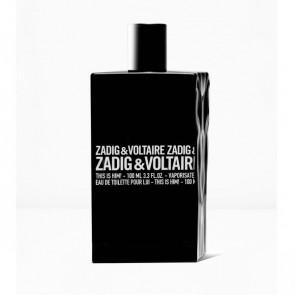 Zadig & Voltaire THIS IS HIM! Eau de toilette 100 ml