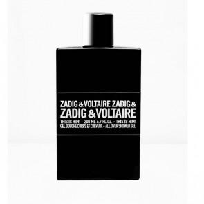 Zadig & Voltaire THIS IS HIM! Shower gel 200 ml