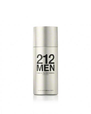 Carolina Herrera 212 MEN Desodorante Vaporizador 150 ml