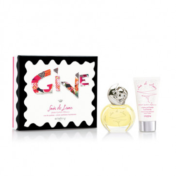 Sisley Lote SOIR DE LUNE Eau de parfum Vaporizador 30 ml + Crema hidratante 50 ml