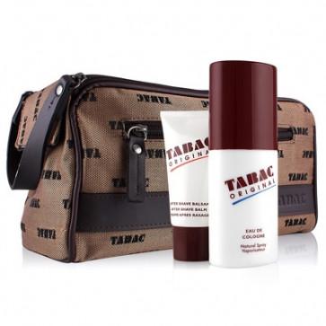 Tabac Lote ORIGINAL TABAC Eau de cologne Vaporizador 100 ml + After shave bálsamo 75 ml + neceser