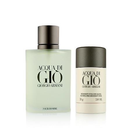 c3cb73d726 Giorgio Armani Lote ACQUA DI GIO POUR HOMME Eau de toilette Vaporizador 100  ml + Desodorante