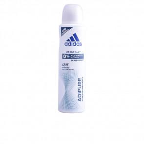 Adidas WOMAN ADIPURE Desodorante spray 150 ml