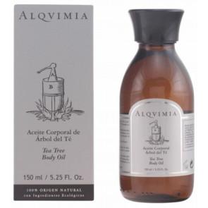 Alqvimia ACEITE CORPORAL DE ÁRBOL DEL TÉ Aceite corporal 150 ml